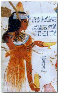 Women in Ancient Egyptian Art