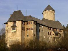Matzen Castle Hotel in Tyrol, Austria