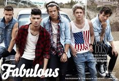 The 14 Most Amazing Parts Of One Direction's Fabulous Magazine Cover---> I am really starting to love buzzfeed
