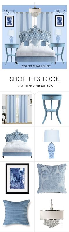 """""""Color Challenge:Pretty Pastels"""" by southindianmakeup1990 ❤ liked on Polyvore featuring interior, interiors, interior design, home, home decor, interior decorating, Haute House, Crestview Collection, Pier 1 Imports and bedroom"""