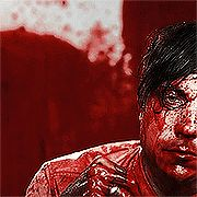 "Do I have to feel bad about seeing him all covered in blood and just thinking: ""Awww. He's adorable."""