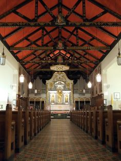Cathedral Basilica St. Augustine.......I have been to Mass here...simply beautiful!