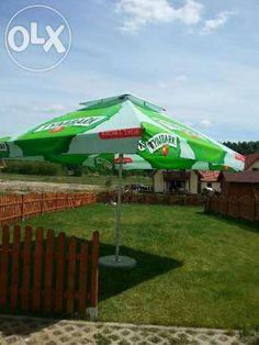 Parasol ogrodowy 4 metry gigant używany jeden sezon jak nowy! Staniszów - image 1