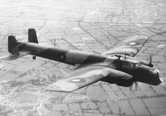 Armstrong Whitworth A.W.38 Whitley N1352