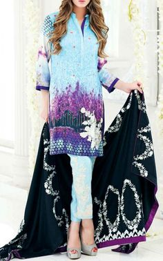 Pakistani Clothes in USA Pakistani Winter Dresses In USA (Shopping - Clothing & Accessories)