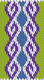Rams Horn Pack Idling Tablet Weaving Pattern – The Barony of Allyshia Inkle Weaving, Inkle Loom, Card Weaving, Weaving Yarn, Willow Weaving, Tablet Weaving Patterns, Iris Folding Pattern, Ram Horns, Tapestry Crochet