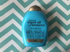 OGX Argan Oil Shampoo: Lest in diesem AUFGEBRAUCHT-Artikel, was ich davon halte.