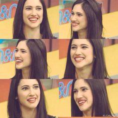 Hermosa!! Me encanta esta sonrisa!! Y me encanta el collage q hice!!❤️