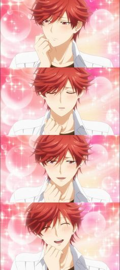 "Nozaki-kun ~~ I think I'm in love with this dork. Now I need fanart!! :: Mikoto ""Mikorin"" Mikoshiba who is voiced by Nobuhiko OKAMOTO who also did Rin in ""Blue Exorcist"", Nishinoya in ""Haikyuu!!"", and so MANY other cravable bishounen!"