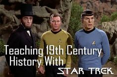 To Boldly Go…Into 19th Century America The three episodes that deal with issues related to 19th Century America do not necessarily represent the best of the franchise. While I actually…