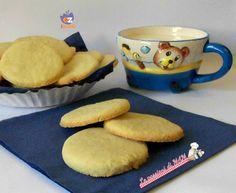 Biscotti all'olio (senza lattosio e senza lievito)
