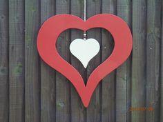 HEART IN A HEART £15.00