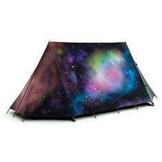 "me:  GASP!  ""It's a Space-Tent!""  Daren:  ""It's a crappy tent...""  me:  ""But it's a Space-Tent!"""