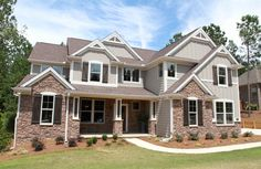 52 best Traditional/Contemporary Style Homes (Exterior Edition ...