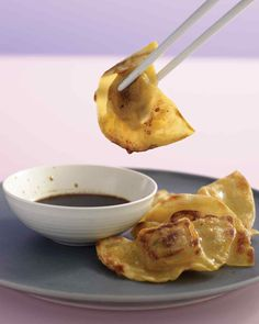 No pot stickers or dumplings are complete without this dipping sauce.