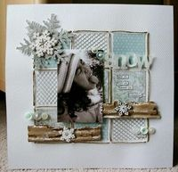 A Project by jbarksdale from our Scrapbooking Gallery originally submitted 12/05/08 at 12:39 AM