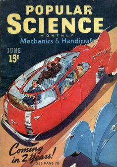 45 Vintage Illustrations That Image The Future | Top Design Magazine - Web Design and Digital Content