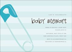 Haute Note Baby Announcement www.hautenote.com Having A Baby Boy, Lets Celebrate, Birthday Party Invitations, Rsvp, Announcement, Baby Kids, Stationery, Notes, Stationeries