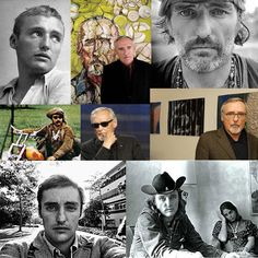 Today marks 6 years since the passing of Dennis Hopper. This extensive tribute at if it's hip, it's here contains over 75 photos of him, his art and his photography.
