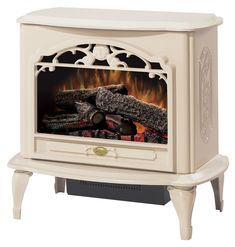 Dimplex TDS8515T Celeste Electric Stove with 3 Stage On/Off Remote
