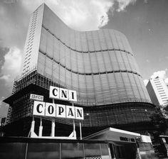 Copan, São Paulo, Oscar Niemeyer