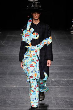 Walter Van Beirendonck Spring 2016 Menswear - Collection - Gallery - Style.com