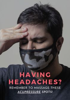 Next time you're having a headache, these are the spots you need to press :) #Acupunctureforpain #AcupunctureWorks #Acupuncturebenefits #tcm #traditionalchinesemedicine