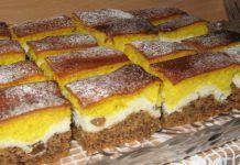 Prajitura Trio Baking Recipes, Banana Bread, Waffles, French Toast, Pie, Cookies, Breakfast, Ethnic Recipes, Desserts