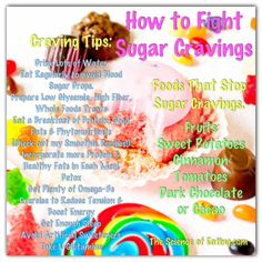 Do you feel like you're constantly giving in to your sweet tooth? Cravings so constant that they're hard to ignore? Like any other habit, turning to sugar can be a tough one to kick, so where does the battle end? There isn't a single cure-all to this problem, but in general, the less sweets you eat, the less you'll crave them. So how do you get to that point? Here are a few tips that just might help you pull your own sweet tooth once and for all!