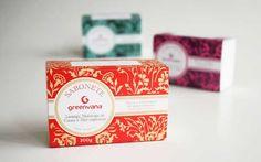 Greenvana | Ecostore Logo and Soap Packaging
