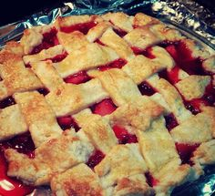 Strawberry Pie from Joy the Baker. www.thesouthinmymouth.com Joy The Baker, Strawberry Pie, Apple Pie, Strawberries, Desserts, Eat, Spring, Food, Tailgate Desserts