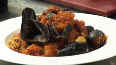 Mussel Soup Recipe | Theo Randall