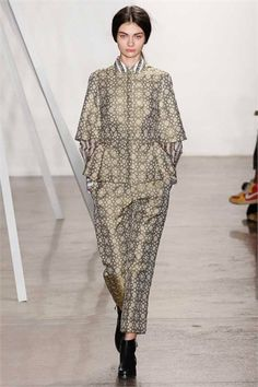 SUNO - Collections Fall Winter 2013-14 - Shows - Vogue.it