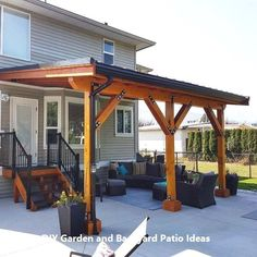 Traditional Home Wood And Metal Cool Patio Roof Design Ideas patio des., Traditional Home Wood And Metal Cool Patio Roof Design Ideas patio designs covered Though ancient inside strategy, the actual pergola have been encountering a. Diy Pergola, Pergola With Roof, Outdoor Pergola, Wooden Pergola, Diy Patio, Pergola Plans, Pergola Kits, Retractable Pergola, Metal Pergola