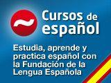 Teachers and Students, music, videos, practice your Spanish. Fundación de la Lengua Española