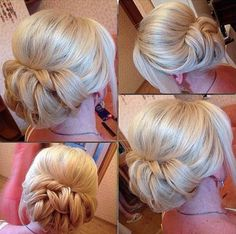 Wedding hairstyle's
