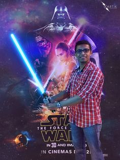 The Force Awakens Who doesn't like Lightsaber? ;)