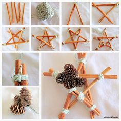 cinnamon stick stars