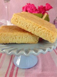 Shortbread (Galletas de mantequillas típicas de Escocia). Receta de Donna Hay