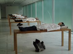 Marina Abramovic Institute | via Facebook