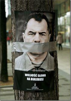 Amnesty International Advertising