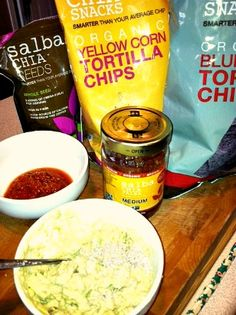 Lighten Up Your Appetizer With Salba Smart Chia Recipes + Giveaway - Two Classy Chics