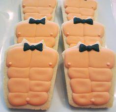 Bachelorette Cookies