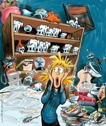 Nine Practical #FengShui Steps, Guaranteed To Cut Your Clutter