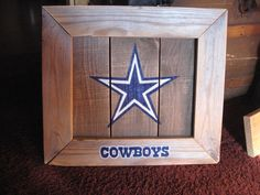 Dallas Cowboy sign
