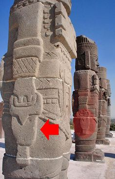 Puma Punku statues with stargate keys that we cannot explain today .... but, we can listen to the scientist that were paid by the Government to write reviews for the Smithsonian.
