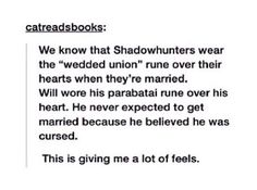 So he put his wedding tune next to his parabati rune to have the two closest people in the world next to his heart.
