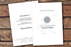 Kirchenheft Design Kompass zum Herz DIN A5 Hochformat 4-Seiter #Hochzeitskarten #Kirchenhefte  #DINA5 #CHILIPFEFFERdesign  http://www.chilipfeffer-design.de/hochzeit/kirchenheft/din_a5_4_seiter/index.html