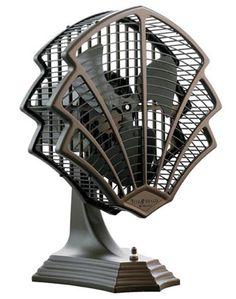 Art Deco Fitzgerald Fan
