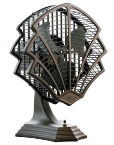 Fitzgerald Art Deco Fan Convinces Us to Ditch Central Air | Gizmodo Australia